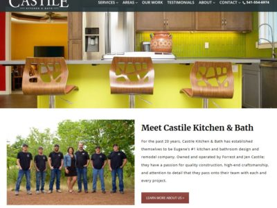 2019 Castile Kitchen & Bath – WordPress